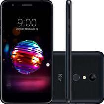 Smartphone LG K11 Plus, Dual Chip, Tela 5.3 Pol, 4G+WiFi, Android 7.1, 13MP, 32GB - Preto - Lg eletronics
