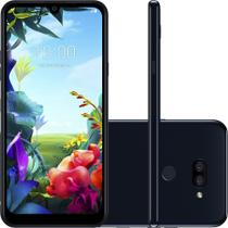 "Smartphone LG K40s 32GB Dual Chip Android 9 Tela 6.1"" Octa Core 2.0GHz 4G Câmera 13+5MP - Preto -"