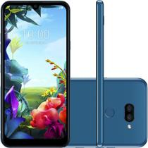"Smartphone LG K40s 32GB Dual Chip Android 9 Tela 6.5"" Octa Core 2.0GHz 4G Câmera 13+5MP - Azul -"