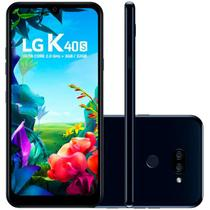 "Smartphone LG K40S BMW Tela 6.1"" 32GB Android 9 Dual chip Octa Core 4G Câmera 13+5MP -"