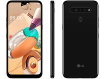 "Smartphone LG K41S 32GB Preto 4G Octa-Core - 3GB RAM Tela 6,55"" Câm. Quádrupla + Selfie 8MP -"