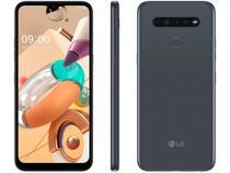"Smartphone LG K41S 32Gb Titânio,3Gb RAM octacore, Tela 6,5"",Quadri Câm,Selfie 8Mp -"