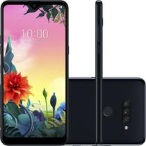 "Smartphone LG K50s 32GB Dual Chip Android 9.0 Tela 6.5"" Octa Core 2.0GHz 4G 13MP + 5MP + 2MP -"