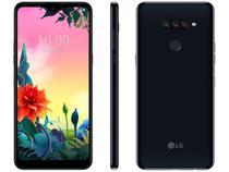 "Smartphone LG K50S 32GB Preto 4G Octa-Core - 3GB RAM Tela 6,5"" Câm. Tripla + Câm. Selfie 13MP"