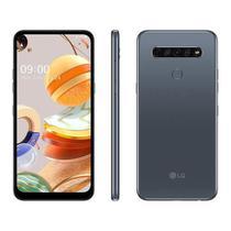 Smartphone LG K61 128GB 4GB RAM, Câmera Quádrupla 48MP + 8MP + 5MP + 2MP Frontal 16MP, Android 9.0 - - Samsung