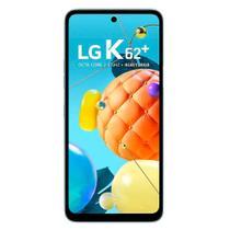 """Smartphone LG K62 + Azul, K525BMW, Tela de 6.59"""", 128GB, Câmera Quádrupla 48MP+5MP+5MP+2MP -"""