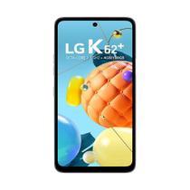 """Smartphone LG K62+ LM-K525BMW,Processador Octa-Core 2.3,Câmera Quadrupla 48+5+2+2, Tela 6,59"""", 128GB -"""