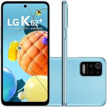 Smartphone LG K62 Plus 6.6 Octa Core 128GB 4GB Câmera Quádrupla -
