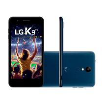 Smartphone LG K9 Android com TV Digital 16GB Dual Chip Câmera 8MP e 5MP -