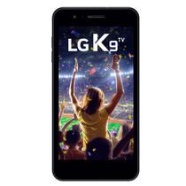 """Smartphone LG K9 LMX210 16GB 5"""" Dual Chip 4G Preto -"""