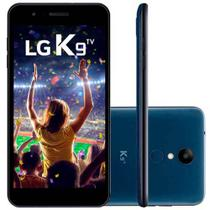 "Smartphone LG K9 TV, Azul, LMX210, Tela de 5"", 16GB, 8MP -"