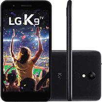 "Smartphone LG K9 TV LMX210BMW 16GB Dual Chip Tela 5"" 4G Wi-Fi Câmera 8MP -"