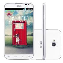 Smartphone LG L70 D325 4GB Tela 4.5 Android 4.4 Câmera 8MP Dual Chip -