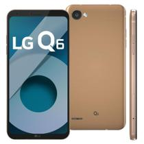 "Smartphone LG Q6, 32GB, 5.5"", Android 7.0, 13MP - Rosa"
