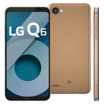 "Smartphone LG Q6, 32GB, 5.5"", Android 7.0, 13MP - Rosa -"