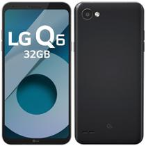 Smartphone LG Q6 Dual Chip Android 7.0 Tela 5.5 Full Hd Octacore 32GB 4G Câmera 13MP PRETO