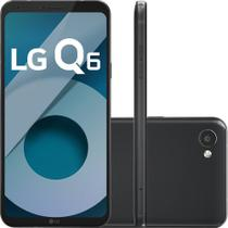 Smartphone LG Q6 Dual Chip Android  Octa-Core Tela 5.5