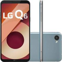 "Smartphone LG Q6, Platinum, LGM700TV, Tela de 5.5"", 32GB, 13MP -"