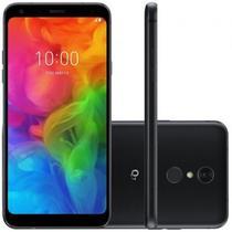 """Smartphone LG Q7+ Dual Chip Android 8.1.0 Oreo Tela 5.5"""" Preto -"""