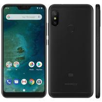 """Smartphone  mi a2 lite 4ram 64gb tela 5.84"""" lte dual global preto -"""