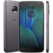Smartphone Moto G5S Plus XT1802 32Gb 4G Tela 5.5 Dual Câmera 13MP Android 7.1.1 Dual Chip-Platinum - Motorola