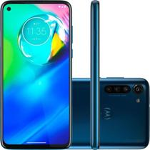Smartphone Moto G8 Power 64GB Dual Chip Android 6.4 Snapdragon 665 4G Câmera 16MP + 8MP + 8MP Azul - Motorola