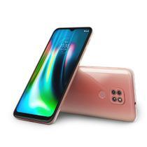 Smartphone Moto G9 Play 64Gb 4GB Tela 6.5 Qualcomm Snapdragon 662 Octa Core - Motorola
