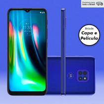 Smartphone Moto G9 Play 64GB - Azul Safira - Motorola
