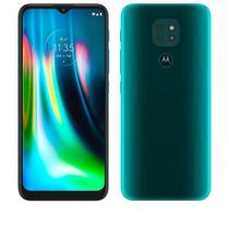 """Smartphone Moto G9 Play Verde Turquesa, com Tela de 6,5"""", 4G, 64GB e Câmera de 48MP + 2MP + 2MP - XT2083-1 - Motorola"""