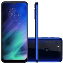 "Smartphone Motorola 6,5"" XT2073-2 Moto One Fusion Dual chip 4GB Ram 128GB Câmera 48MP Azul Safira -"