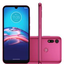 "Smartphone Motorola E6S 6,1"" XT2053-2 2GB Ram 32GB Memória Octa-Core Câmera 13MP Rosa -"