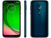 """Smartphone Motorola G7 Play Edição Especial 32GB - Indigo 2GB RAM 5,7"""" Câm. 13MP + Câm. Selfie 8MP"""