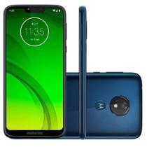 Smartphone Motorola G7 Power Azul Dual Chip 64GB Câmera 12MP - XT1955 -