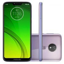 Smartphone Motorola G7 Power Lilás Dual Chip 64GB Câmera 12MP - XT1955 -