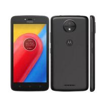 Smartphone motorola moto c, 8gb, android 7.0, camera 5mp frontal 2mp