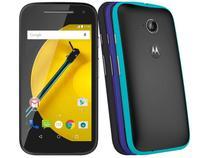 """Smartphone Motorola Moto E DTV Colors 2ª Geração - 16GB Dual Chip 4G Câm. 5MP Tela 4.5"""" Quad Core"""