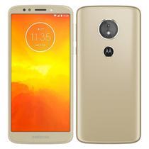 "Smartphone Motorola Moto E5, Dual Chip, Dourado, Tela 5.7"", 4G+WiFi, Android 8.0, 13MP, 16GB -"