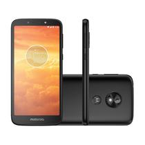 "Smartphone Motorola Moto E5 Play 16GB 4G 5,34"" 8MP - Preto"
