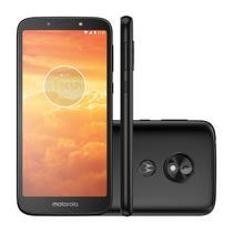 Smartphone Motorola Moto E5 Play Dual Chip Android 8.1.0 Tela 5.3 16GB 4G Cam 8MP XT1920 - Preto -