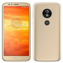 Smartphone Motorola Moto E5 Play, Dual Chip, Dourado, Tela 5.3, 4G+WiFi, Android 8.1, 8MP, 16GB