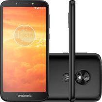 "Smartphone Motorola Moto E5 Play, Preto, XT1920 Tela de 5.4"", 16GB, 8MP -"