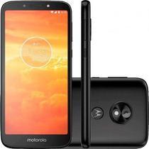 Smartphone / Motorola / Moto E5 PLAY XT-1920-16 / Tela de 5.3 / Dual sim / 16GB - Preto -