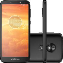 Smartphone Motorola Moto E5 Play XT1920, Android 8.1, Dual chip, 8MP, 5.34'', 16GB, 4G - Preto -