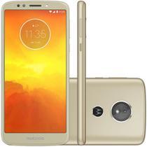 Smartphone Motorola Moto E5 XT1944, 16GB, Dual Chip, 4G,  Android 8.0, Câm 13 MP, Tela 5.7'', Wi-Fi Dourado -
