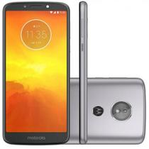 Smartphone Motorola Moto E5 XT1944, 32GB, 5.7, Dual Chip, Android 8.0, 4G, 13MP - Platinum -