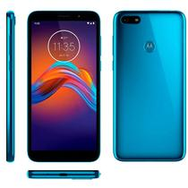 Smartphone Motorola Moto E6 Play 32GB 4G Tela 5.5 Polegadas 2GB RAM Camera Traseira 13MP + Frontal 5MP