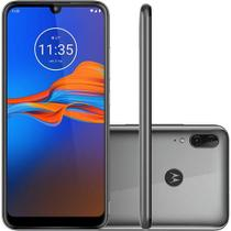 Smartphone Motorola Moto E6 Plus 32GB Dual Chip, Android Pie 9.0, Tela 6.1
