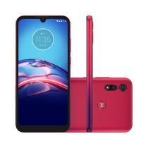 "Smartphone Motorola Moto E6s 32GB Dual Chip Android 9.0 Tela Max Vision 6.1"" 4G Câmera 13MP+2MP -"