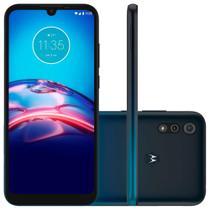 "Smartphone Motorola Moto E6S 64GB Dual Chip Android Tela 6.1"" Helio P22 4G Câmera 13MP + 2MP -"