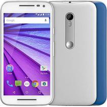 """Smartphone Motorola Moto G 3ª Geração Colors, Dual Chip, Android 5.1, Tela HD 5"""", 16GB, 4G, Câmera 1 -"""